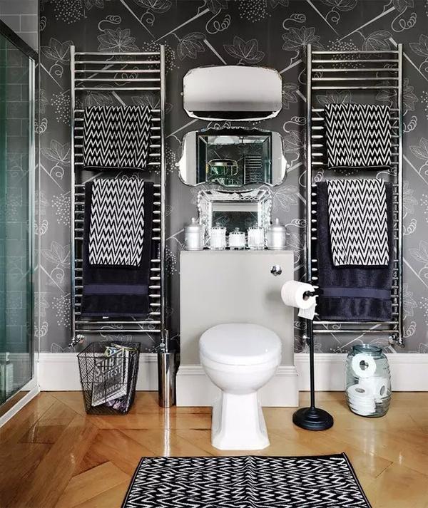 别墅卫生间的装修设计图片