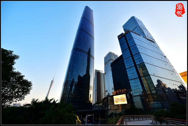 【广州】珠江新城,秋日随拍 - 渝帆 - 渝帆空间