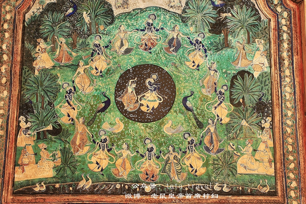 蓝色本迪宫的绝色秘密(印度连载52) - 老鼠皇帝首席村妇 - 心底有路,大爱无疆