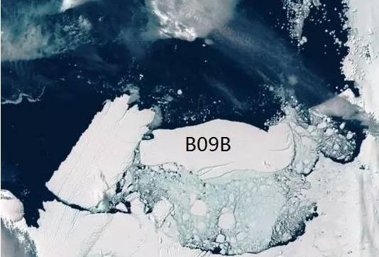 南极洲古老冰山崩塌预示着可能将有全球性的洪水